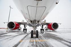 Air Freight Plane