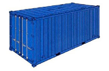 20 Foot Dry Cargo Container